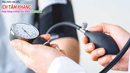 90 % người bệnh suy tim là do huyết áp cao lâu năm gây nên