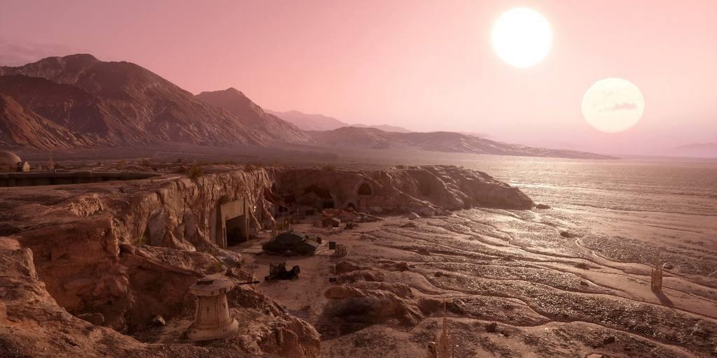 Plusieurs soleils ne mènent pas une planète à une mort précoce