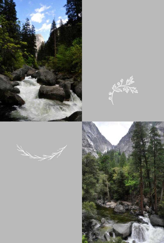 Yosemite Vernal Fall Footbridge @ Mt. Hope Chronicles