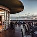 Evening at The Rotunda Bar, Midland Hotel, Morecambe