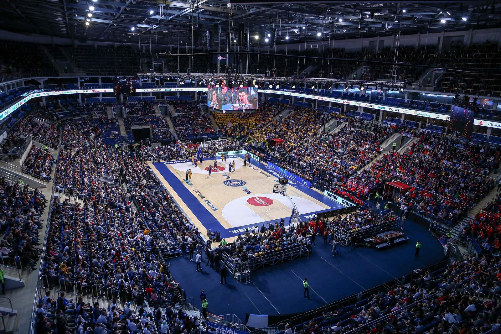 10/06/2018 CSKA-Khimki 95:84