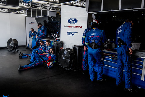 FORD 24h Lemans 2018