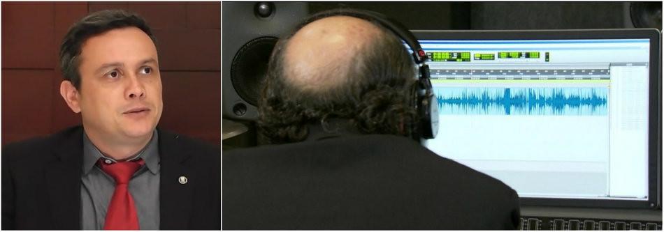 Juiz confirma perícia de áudio na PF e prazos do crime eleitoral da laqueadura, Juiz e perícia