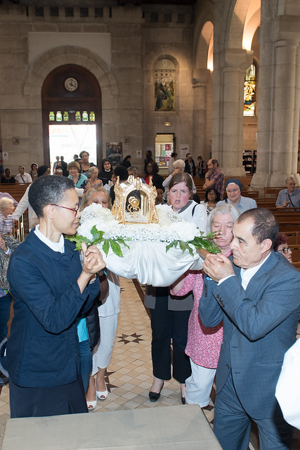 Inauguration église Saint-Médard de Clichy