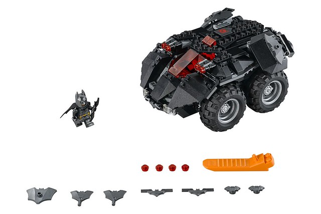76112 App-Controlled Batmobile 2
