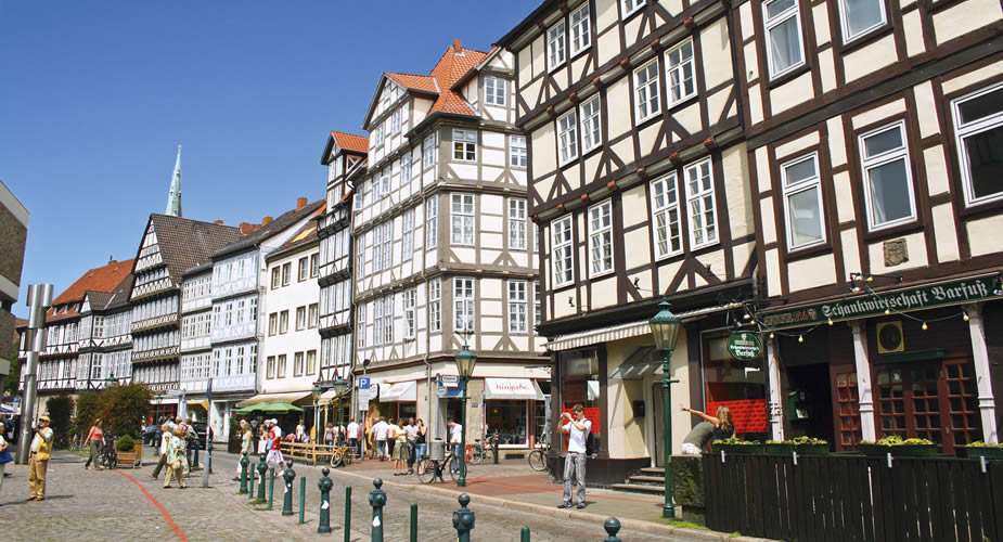 Een dag in Hannover, Altstadt | Mooistestedentrips.nl