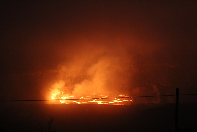 kilauea before eruption 2018