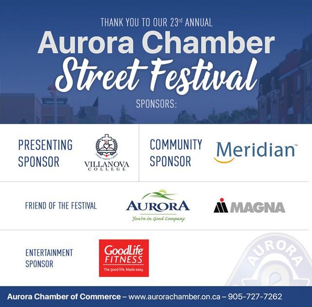 2018 Aurora Chamber Street Festival