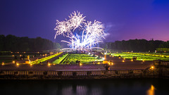 Fireworks at the Vaux-le-Vicomte, Maincy, 20180609