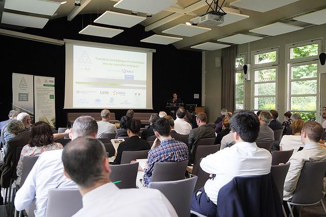 Conférence thèses IBD 2018 © Ecole des Ponts ParisTech