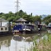 Sally Narrowboats, Kennet & Avon Canal, Bradford-on-Avon, Wiltshire 13 June 2018