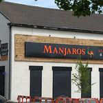 Manjaros Restaurant in Preston