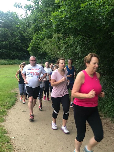 wilmslow parkrun by Mat. June 2nd