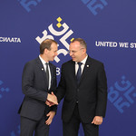 Informal Meeting of Ministers for Agriculture and Fisheries: Handshake