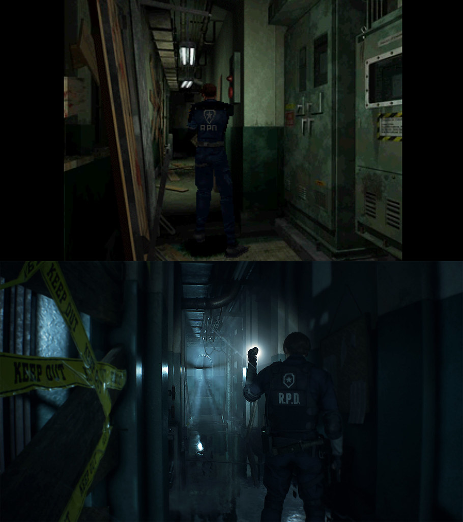 Resident Evil 2 Remake Comes To PlayStation 4 January 25