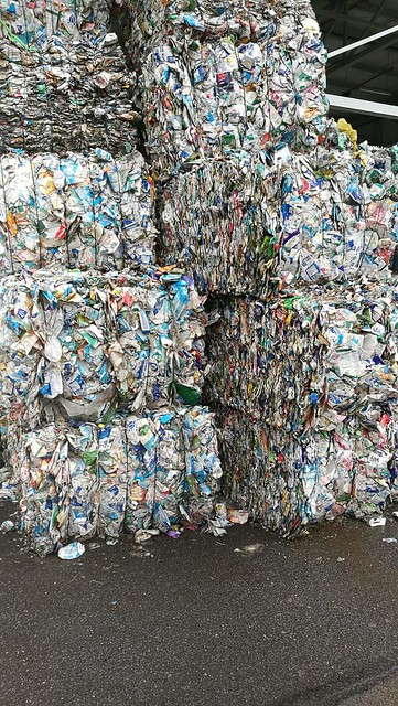 Smart Regions | Recycling