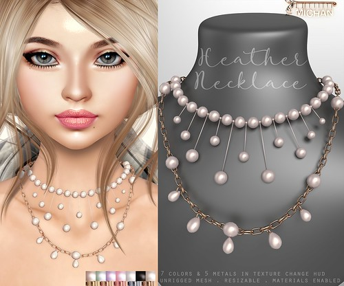 Heather Necklace @ Rewind