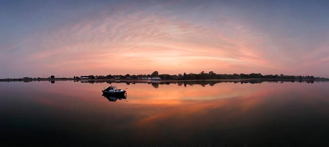 Royal Oak Sunset