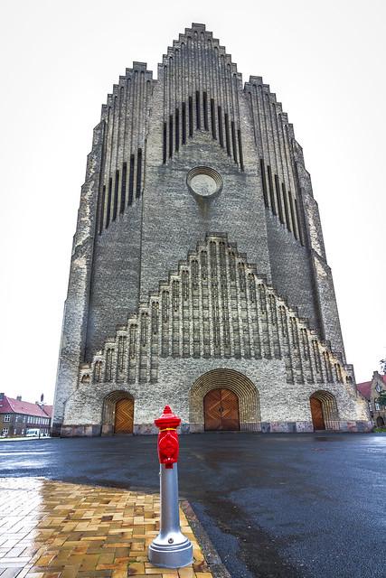 Denmark - Copenhagen - Grundtvig Church