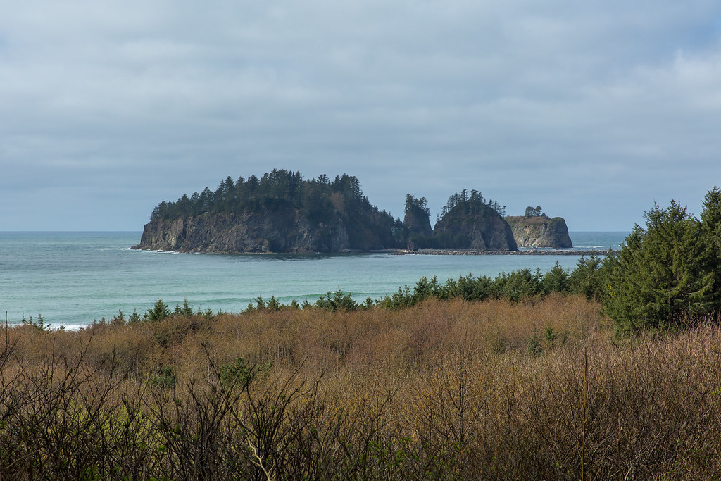 Washington. Olympic Peninsula
