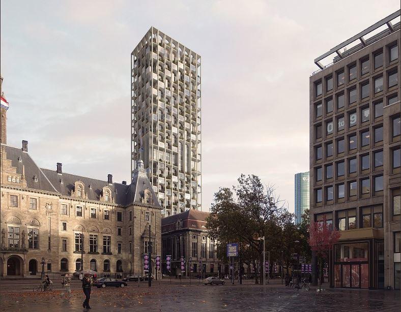 Postkantoor Rotterdam