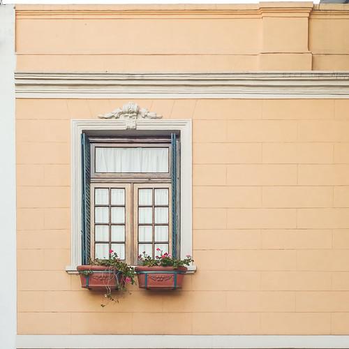 Weekend window