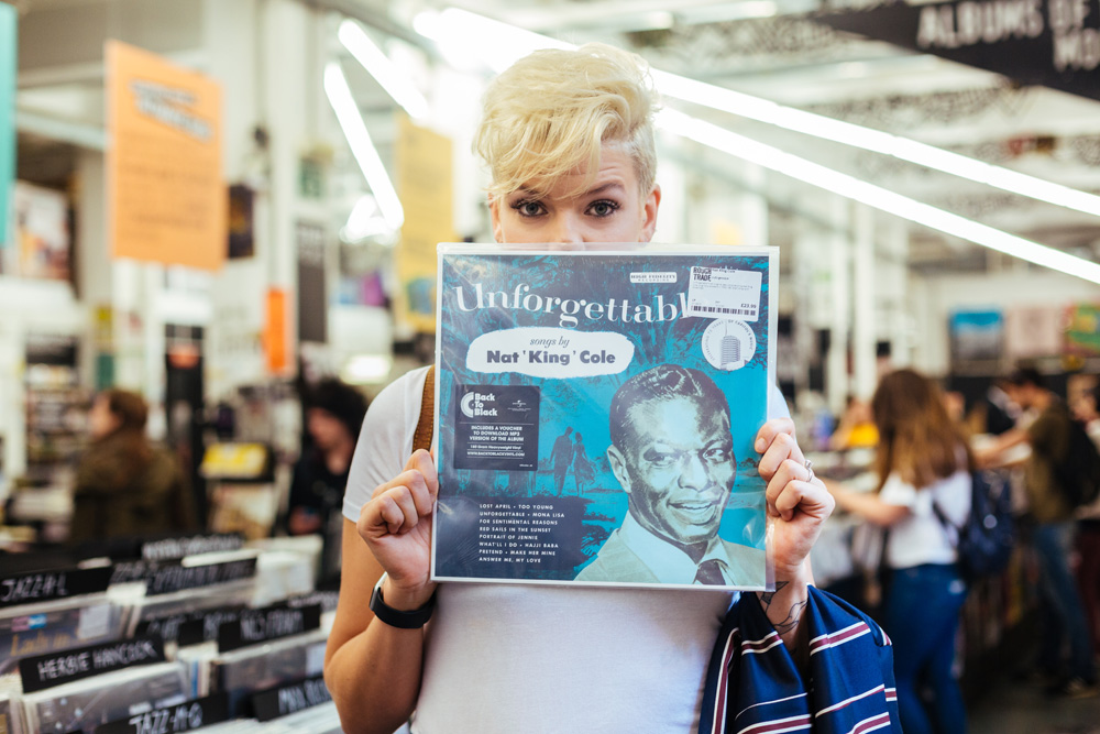 Record Shopping with Betty Who