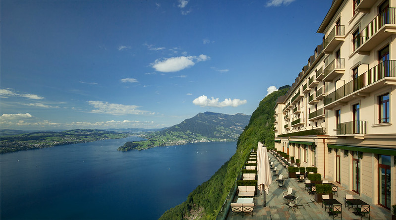 Palace Hotel and Conferences, Burgenstock