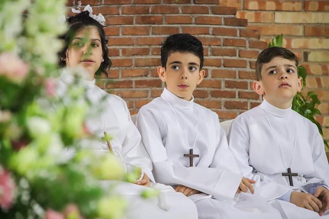 Foto Battesimo e Comunione