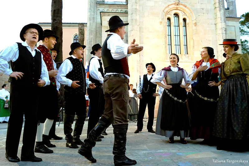 Словенский народный танец