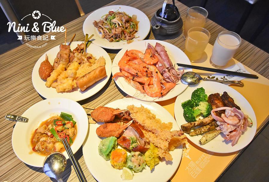 台中海鮮吃到飽 潮港城22