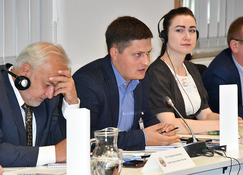 Capacity Building Seminar for the Ukrainian Parliament
