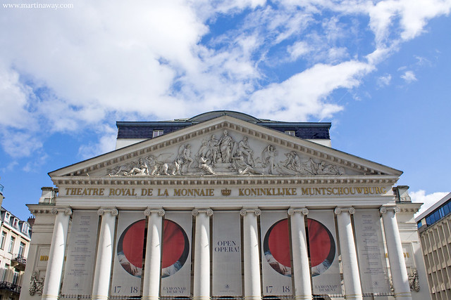 Teatro Le Monnaie