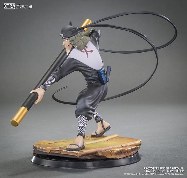 「大蛇丸!你根本就不懂......你可別小看這個村子的忍者......」Tsume-Art XTRA Figures《火影忍者疾風傳》猿飛蒜山 Hiruzen Sarutobi