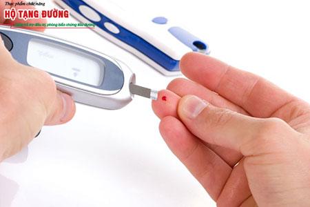 Kiểm soát đường huyết giúp kéo dài thời gian biến chứng.