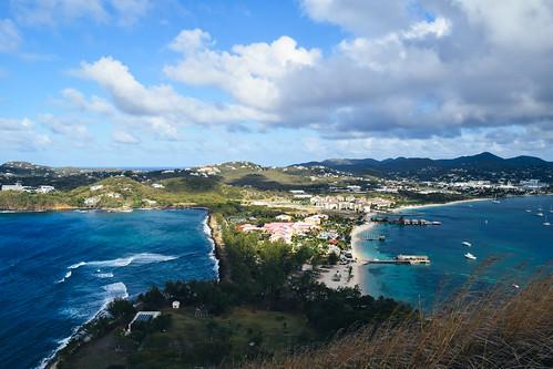pigeonisland grosisletquarter stlucia windwardislands lesserantilles westindies caribbean rodneybay caribbeansea atlanticocean saintlucia grosislet lc signalpeak