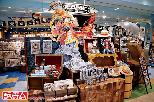 【得獎名單公布】海賊迷今生必去血拼一次!史上最大的航海王專賣店《日本航海王商店 澀谷本店》 ONE PIECE 麦わらストア