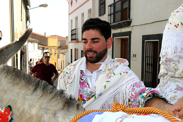 JMF317006 - La Octava del Corpus en Peñalsordo (Badajoz)