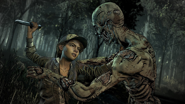 The Walking Dead - The Final Season E3 2018 Screens