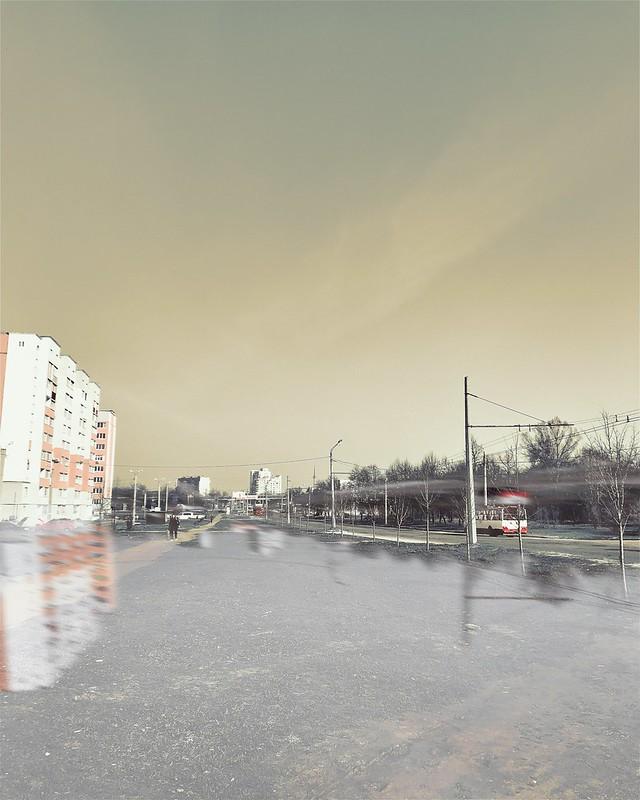•'Streets of Kharkiv' series