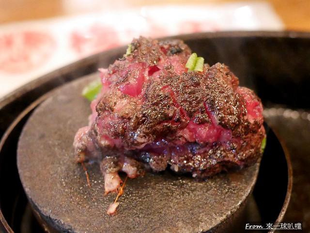 極味屋鐵板牛肉漢堡排  極味や 博多店17