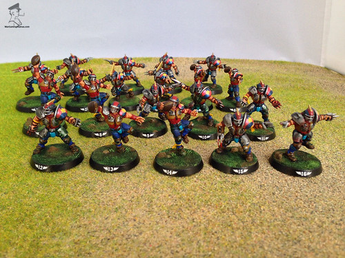 Blood Bowl human's team00010