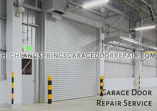 Highland Springs Garage Door Repair