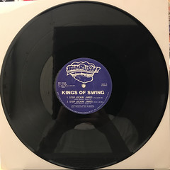 KINGS OF SWING:STOP JOCKIN' JAMES(RECORD SIDE-A)