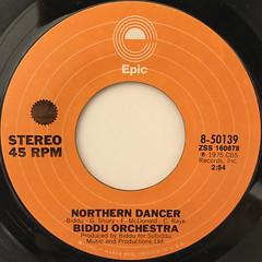 BIDDU ORCHESTRA:SUMMER OF '42(LABEL SIDE-B)