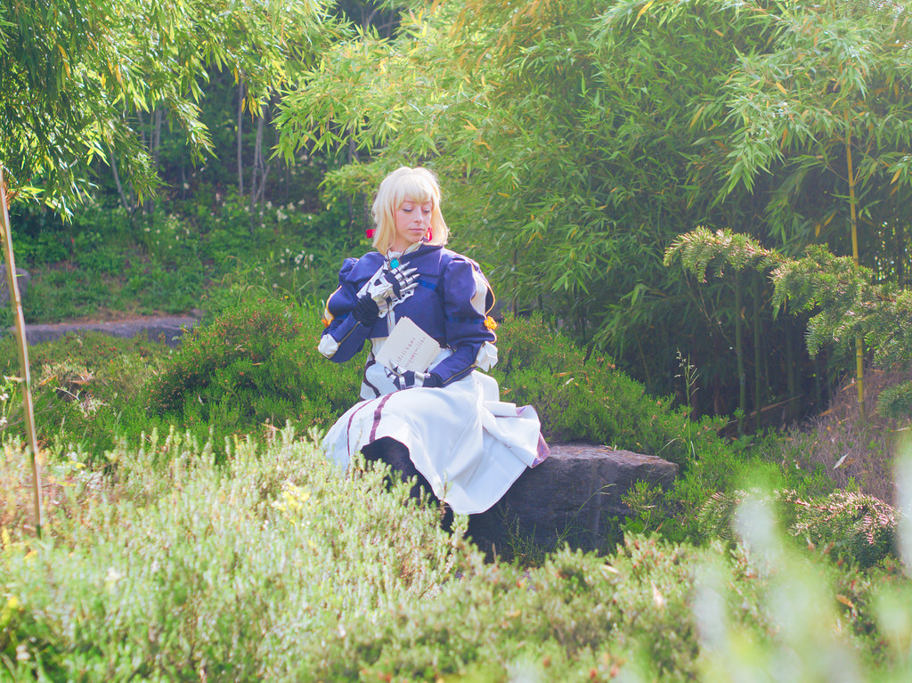 related image - Shooting Violet Evergarden - Enaelle's Arts - Parc Matisse - Lille - 2018-05-27- P1266288