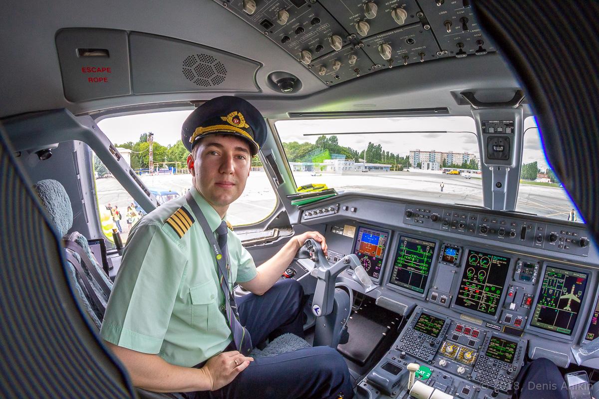 S7 Airlines первый рейс в Саратов фото 13