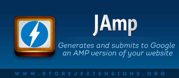 JAmp v1.5.7 - Generate The AMP Version For Joomla
