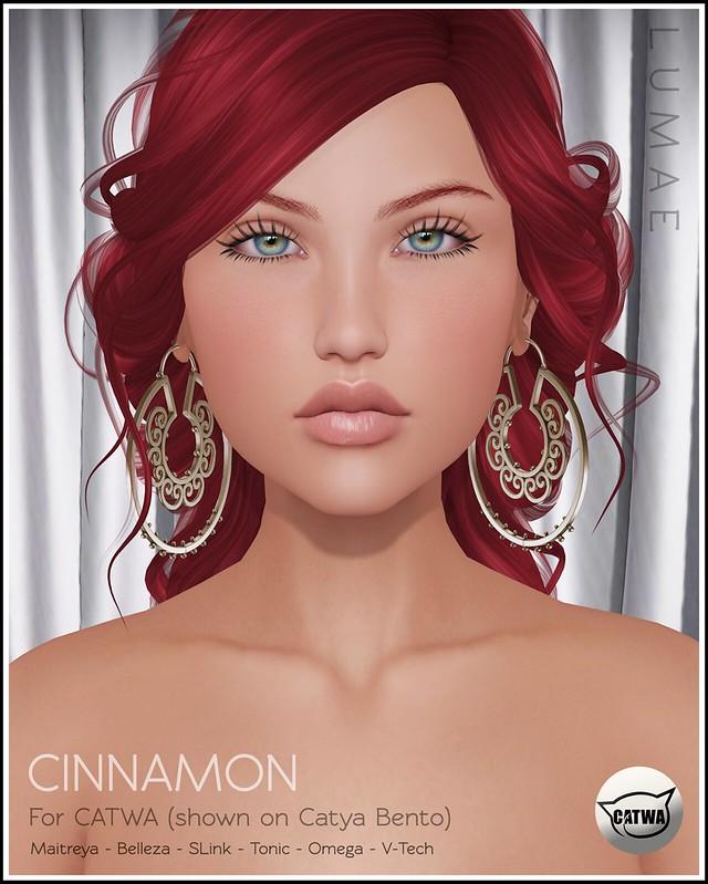 !Lumae Catwa - Cinnamon - Neutral