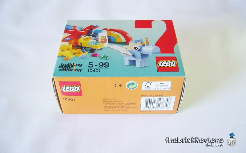 ThebrickReview: 10401 Rainbow Fun 42334369232_920c89be7d_c